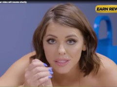 "Brazzers survey chick blowjob ""you don"
